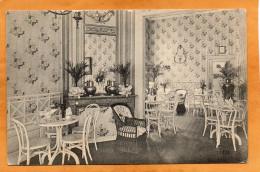 Oostcamp Interieur De La Cremerie Brugeoise Rue Des Pierres 1910 Postcard - Oostkamp