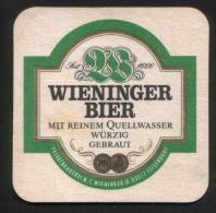 BIERDECKEL / BEER MAT / SOUS-BOCK: Wieninger Bier - Sous-bocks