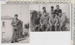 Militari Uniformi Reggimenti Patriottiche Porto Tolle Scardovari Rovigo Caserma Guardia Di Finanza - Guerra, Militari