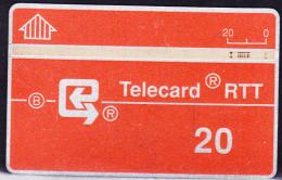 Belgien Belgium Belgique - Telecard RTT 20 - Gebraucht Used - Belgium