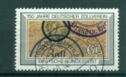 Allemagne -Germany 1983 - Michel N. 1195 - Union Douanière Allemande - [7] République Fédérale