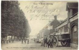 OOLEN - Goote Steenweg - Uitg. J. B. Verhoeven, Antwerpen - Olen