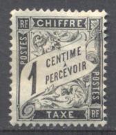 France Timbres-taxe YT N°10 Duval Oblitéré ° - 1859-1955 Used