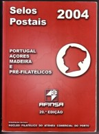 Portugal 2004 Afinsa Catalog - Cataloghi