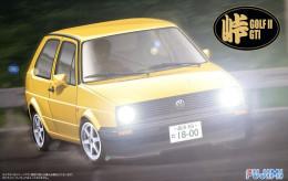 Golf II GTI 1/24 ( Fujimi ) - Cars