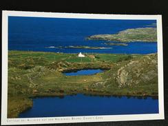 COTTAGE BEI ALLIHIES AUF DER HALBINSEL BEARA ,COUNTY CORK  , IRLAND - Cork