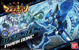 Majin Bone : BF Shark Bone ( Bandai ) - SF & Robots