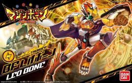 Majin Bone : BF Leo Bone  ( Bandai ) - SF & Robots