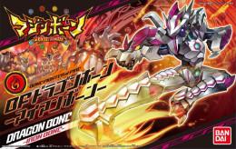 Majin Bone : BF Dragon Bone  ( Bandai ) - SF & Robots