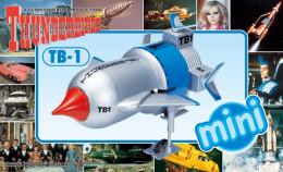 Thunderbirds : Penelope Mini TB-1 ( Aoshima ) - SF & Robots