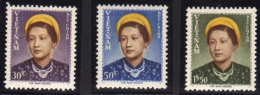 South Vietnam Viet Nam MNH Stamps 1952  : Nam Phuong Empress - Vietnam
