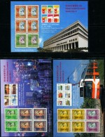 MC0292 Hong Kong 1997 Classic Stamps M/S MNH - Hong Kong (...-1997)