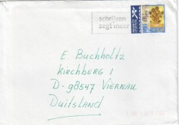Niederlande Netherlands 2003 Bedarfsbrief - Postal Stationery