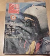 Ancien Magazine Militaire - Bled 5/5 - N°146 Juin 1961 - Pilotes De 8ème Escadre De Chasse - Francese