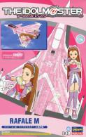 The Idolmaster : Rafale M 1/72 ( Hasegawa ) - Airplanes