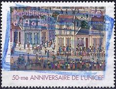 Haïti 1996 - 50th Anniverary Of UNICEF ( Mi 1564  - YT 870 ) - Haïti