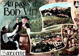 18 SANCERRE - Au Pays Du Bon Vin - Sancerre