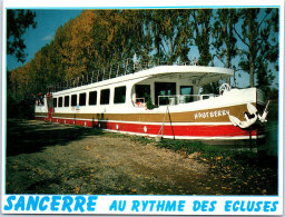 18 SANCERRE - Au Rythme Des écluses. - Sancerre