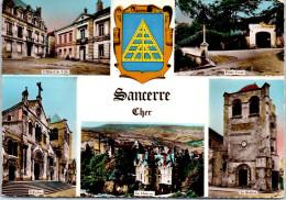 18 SANCERRE - Divers Aspects De La Citée. - Sancerre