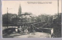 MEZIERES -- CHARLEVILLE . Le Pont De Pierre . - Other Municipalities