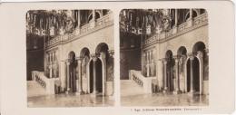 Stereo-Foto (photo Stéréo) 7 Kgl. Schloss Neuschwanstein Thronsaal - Photos Stéréoscopiques