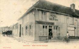 LARZICOURT(MARNE) HOTEL VARNIER LONGUET - France