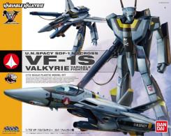 SDF-1 Macross : VF-1S Variable Valkyrie 1/72 ( Bandai ) - SF & Robots