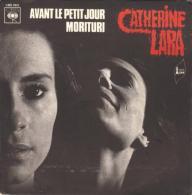 "Catherine Lara  ""  Avant Le Petit Jour  "" - Vinyles"