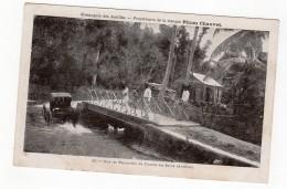 Rhum Chauvet - Gué Et Passerelle De Poncet Les Bains - Martinique - - Fort De France