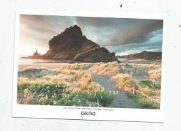 Cp , NOUVELLE ZELANDE , New Zeland , Vierge , Ed : Pikitia , Lion Rock, Piha, Waitakere Ranges , Auckland - Nouvelle-Zélande