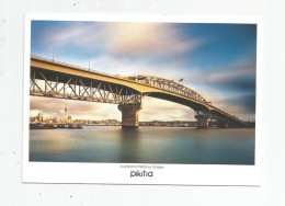 Cp , NOUVELLE ZELANDE , New Zeland , Vierge , Ed : Pikitia ,  Auckland Harbour Bridge - Nouvelle-Zélande
