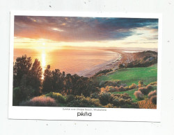 Cp , NOUVELLE ZELANDE , New Zeland , Vierge , Ed : Pikitia ,  Sunrise Over Ohope Beach , Whakatane - Nouvelle-Zélande