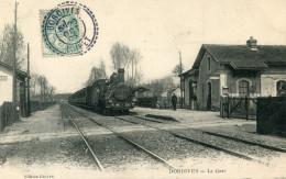 DORDIVES(LOIRET) GARE(TRAIN) - Dordives