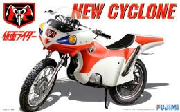 Kamen Rider New Cyclone 1/12 ( Fujimi ) - Motorcycles