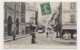 45 LOIRET - ORLEANS La Rue Des Carmes - Orleans