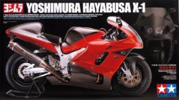 Yoshimura Hayabusa X-1 1/12 ( Tamiya ) - Motorcycles
