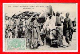 SOUDAN -- Tombouctou --  Une Boucherie - Soudan