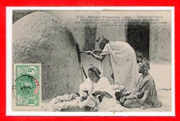 SOUDAN -- Tombouctou --  Avec La Farine Du Pays - Soudan