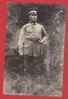 Soldat Allemand -- Tampon Escadron Au Dos  --  1-10-1915 - Guerre 1914-18