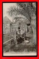 SOUDAN -- Tisserand Bambara - Soudan