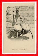 SOUDAN -- Tambourineur Gourounga - Soudan