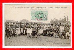 SOUDAN -- Boucle Du Niger - Tamtam Sur Le Haut Bany - Soudan