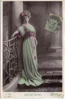 1166. CPA ARTISTES 1900. COMEDIENNE CECILE SOREL. - Artistes