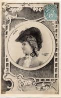 1167. CPA ARTISTES 1900. COMEDIENNE CECILE SOREL. - Artistas