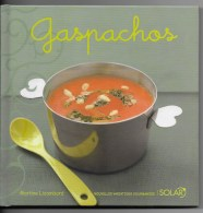 Gaspachos ,par Martine Lizambard - Gastronomie