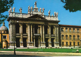Basilica Di S. Giovanni In Laterano- St.John In Laterano Church- Basilique De Saint Jean De Latran - Roma - Churches