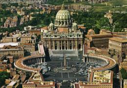 Piazza S. Pietro - Place Saint Pierre- St.Peter's Square- St. Peters Platz - Roma - Roma (Rome)
