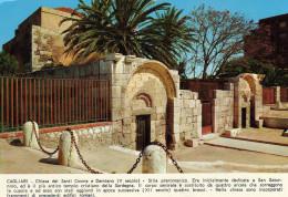 Chiesa Dei Santi Cosma E Damiano- Basilica-Church- Cagliari