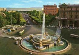 Piazza - Place- Esedra- Roma - San Pietro