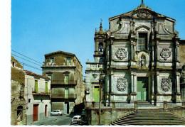 Caltagirone- Maria S.S. Immacolata Church - Catania